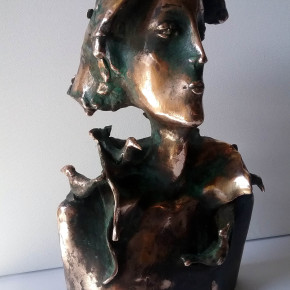 Dama /bronze/