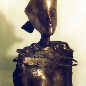 "Mademoiselle ""L"" /bronze/"