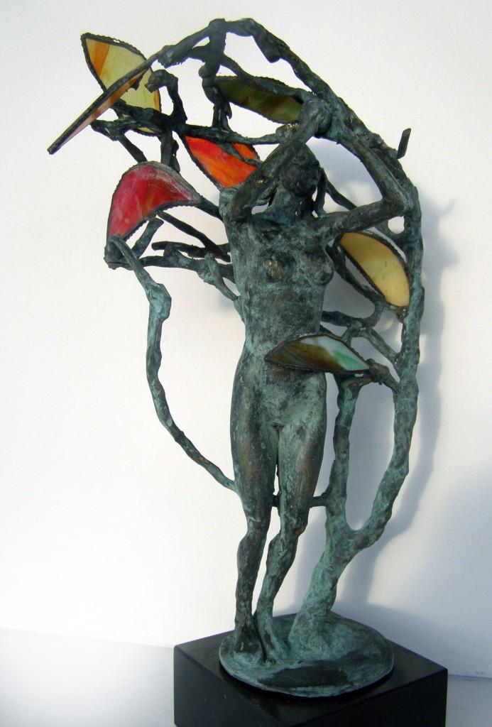 L'arbre du Paradis (bronze)