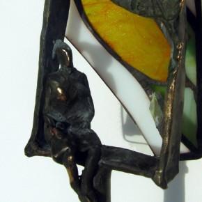 Jesienne okno- Fenêtre d'automne